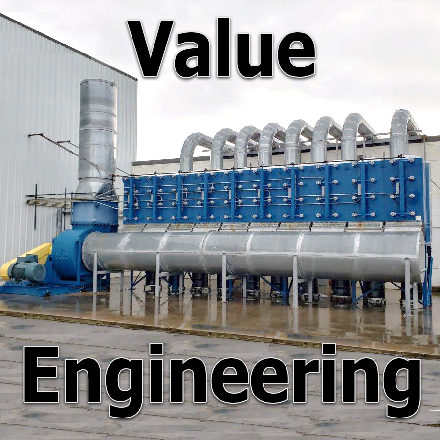 Value Engineering and how AM Industrial can help your business