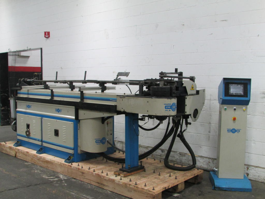 "2-3/4"" Starbend #STAR 650CNAC Tube Bender"