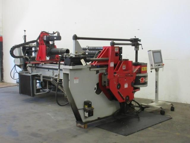 "5"" Techno Industrial 5-Axis CNC Tube Bending Machine"