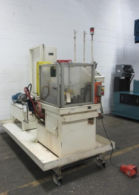 Wauseon Roll Grooving Machine