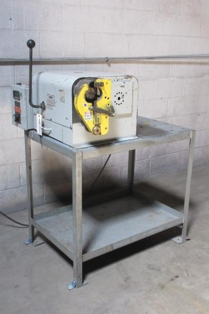 "2"" PHI #2CPV Semi-Automatic Tube End Finisher"