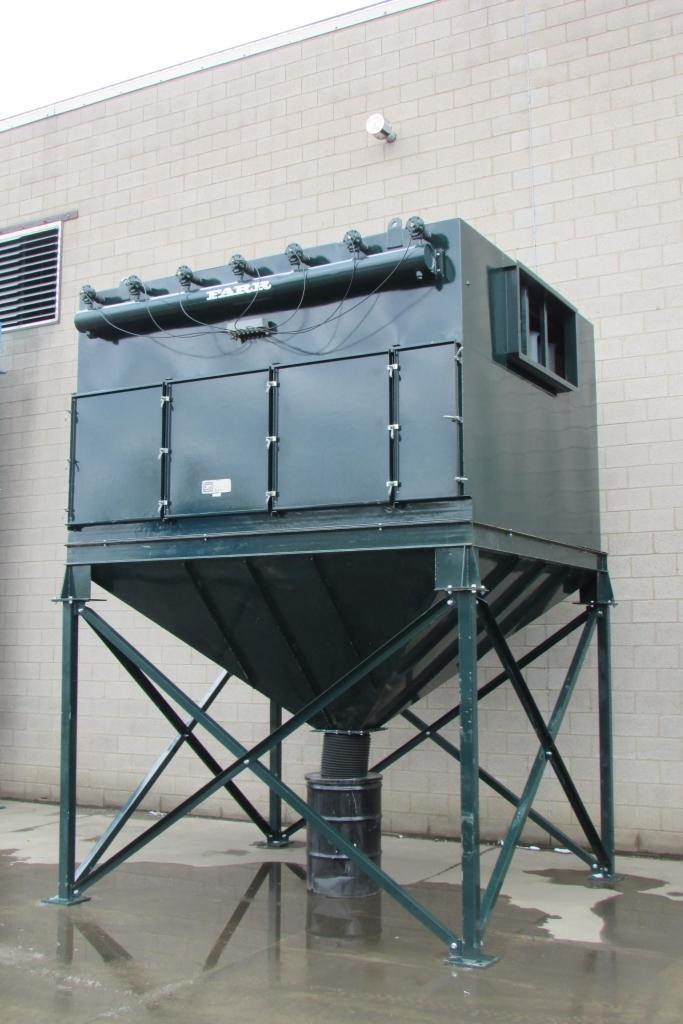 28,000 cfm Farr #49XL Cartridge Dust Collector