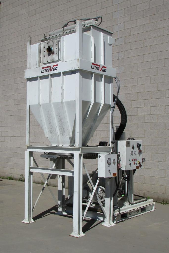 "Hi-Vac Heavy Duty Stationary ""UltraVac"" Vacuum System"