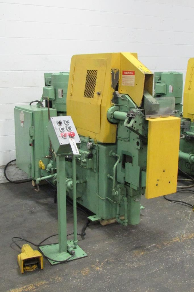 "1-1/4"" Pines 3T Vertical Tube Bending Machine"