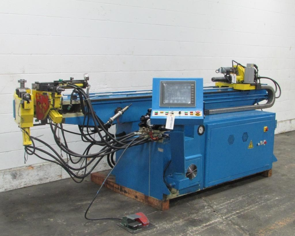 "1-1/2"" CSM #38TNCB Horizontal Tube Bender"