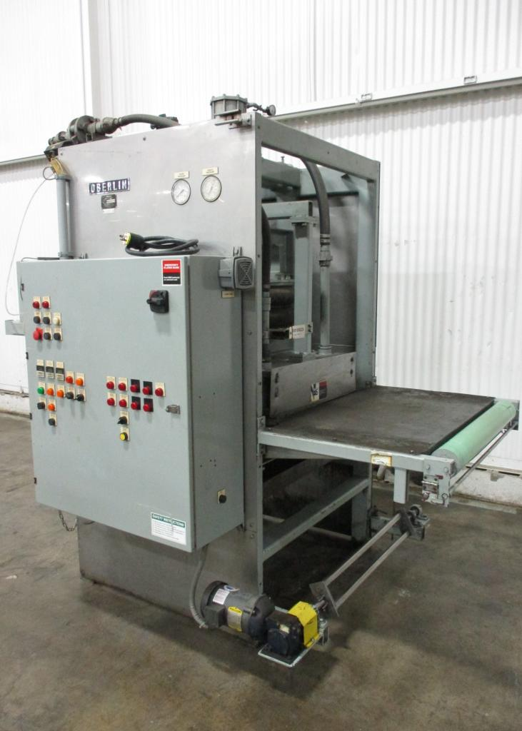 280 Oberlin #OPF-7 Fully Automatic Pressure Filter System