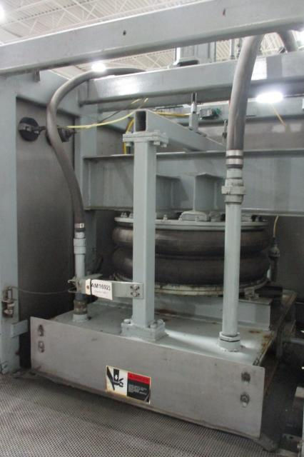Oberlin Opf 7 Fully Automatic Pressure Filter System