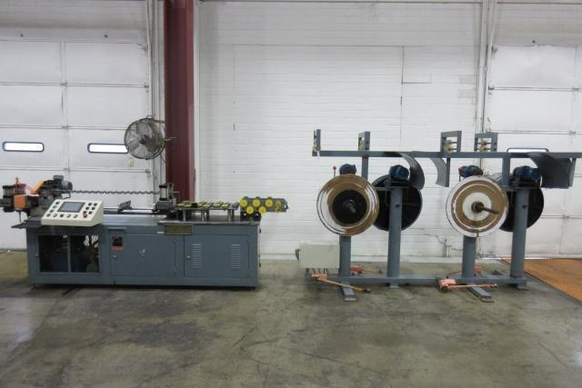 Additional image #1 for JDRM #BZ02-6.35-9.52 Tube Cut-Off Machine