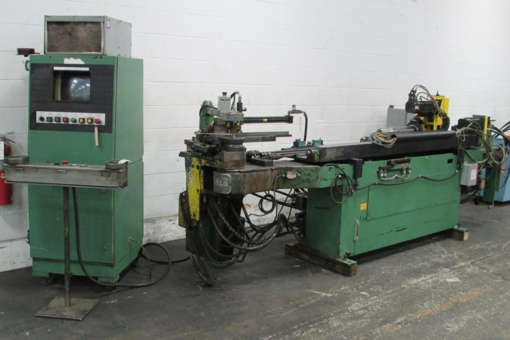 "1-1/2"" Pines #040 CNC Tube Bender"