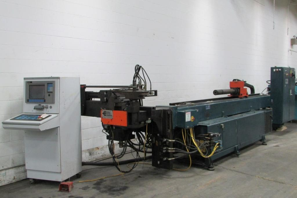 "2"" Eagle Eaton Leonard #VB200HP 5-Axis CNC Mandrel Tube Bender"