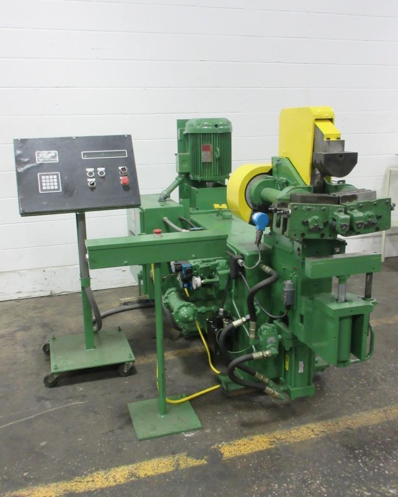 "1"" Pines #5T High Production Vertical Tube Bender"