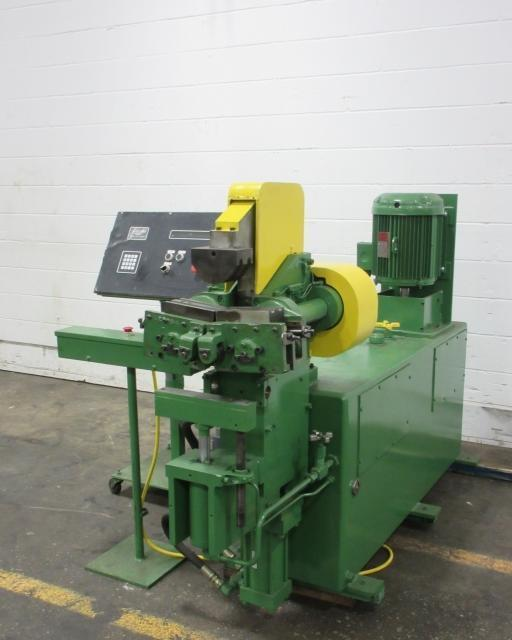"Additional image #1 for 1"" Pines #5T High Production Vertical Tube Bender"