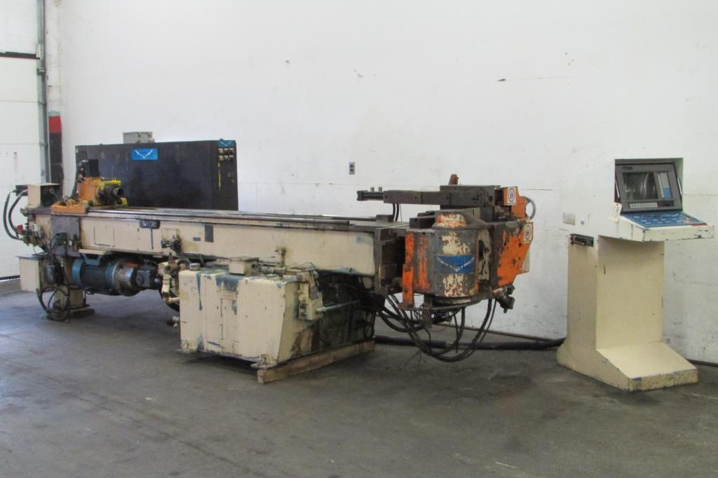 "3"" Eagle #EPT-75 CNC Mandrel Tube Bender"