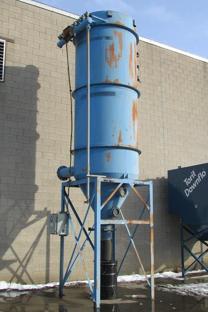 3,000 cfm Spencer Jet Clean Separator