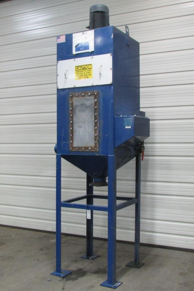 3,000 cfm ProVent Pro-Scrub #PS-3000 Wet Dust Collector