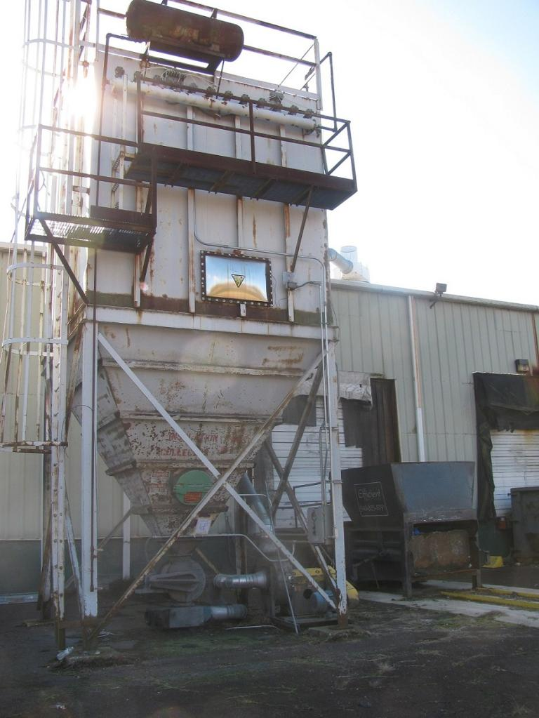20,000 cfm BHA #1214x120 Baghouse Dust Collector