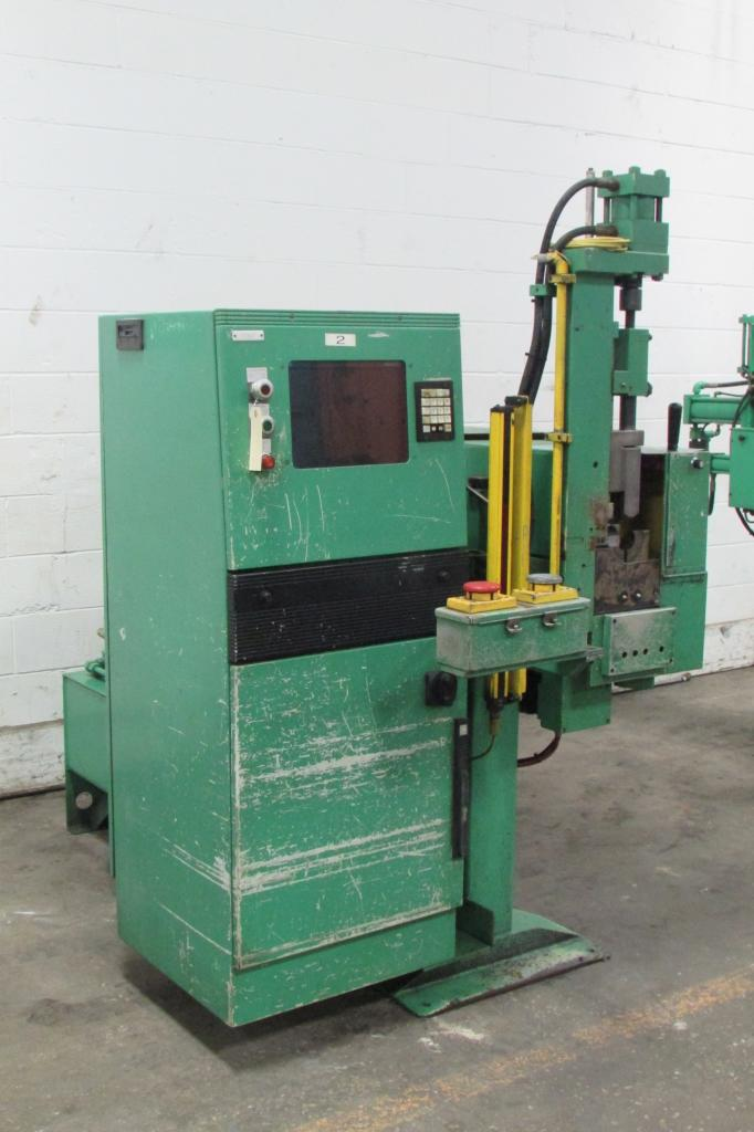 "2-1/8"" Carson #AHP-2 CNC Tube Punching Cell"