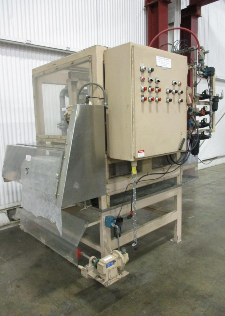 280 Oberlin #HB-8 Fully Automatic Pressure Filter System