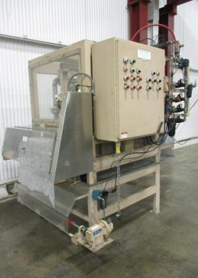 Oberlin #HB-8 Fully Automatic Pressure Filter System