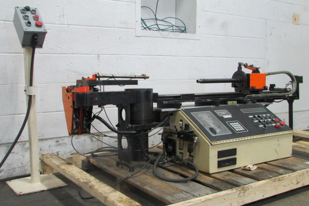 "1/2"" Pines #107 CNC Tube Bender"