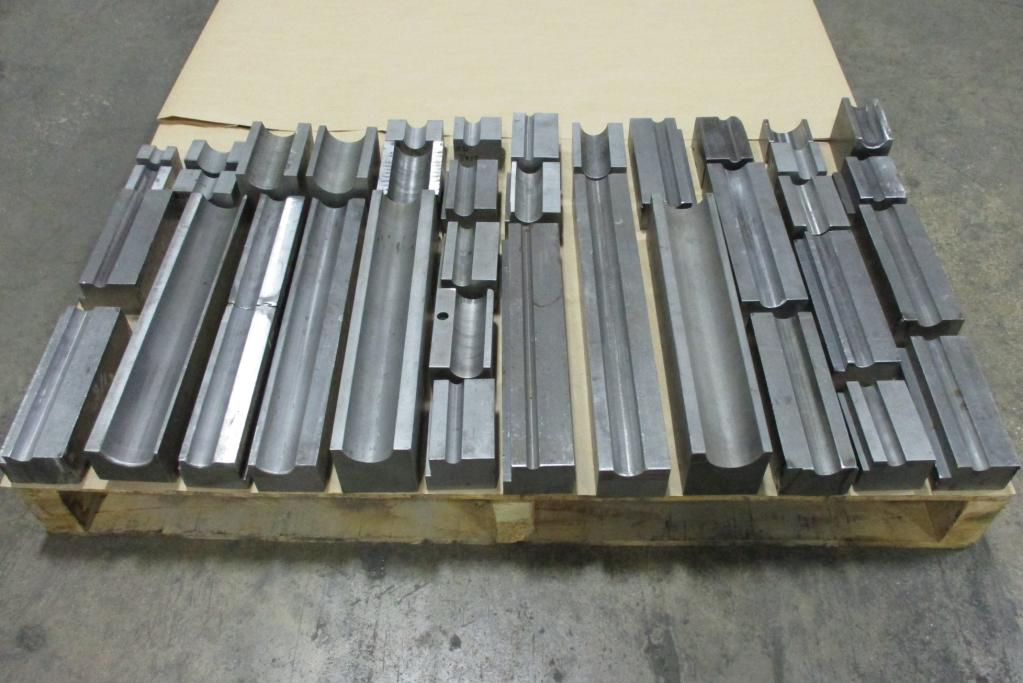 Round European Bend Dies & Tooling
