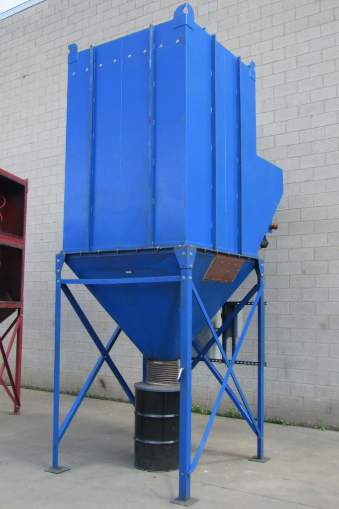 14,000 cfm Amtech #AT-32 Cartridge Dust Collector