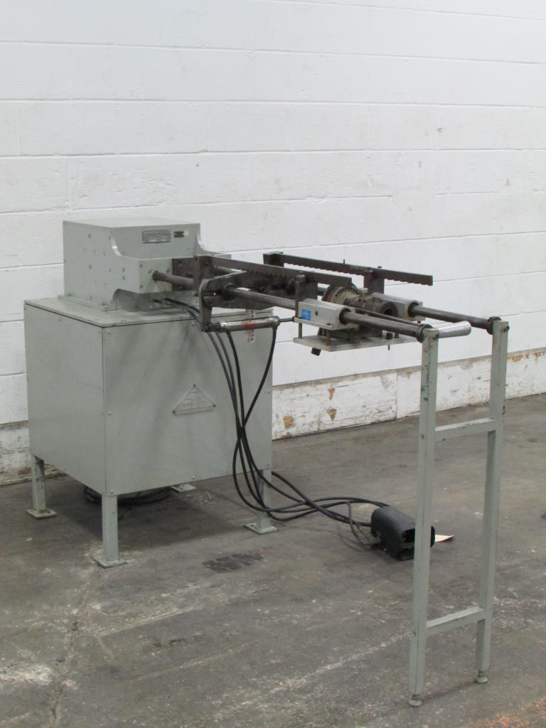 "3-1/2"" Coilco Extrupunch #12008 Tube Forming Machine"