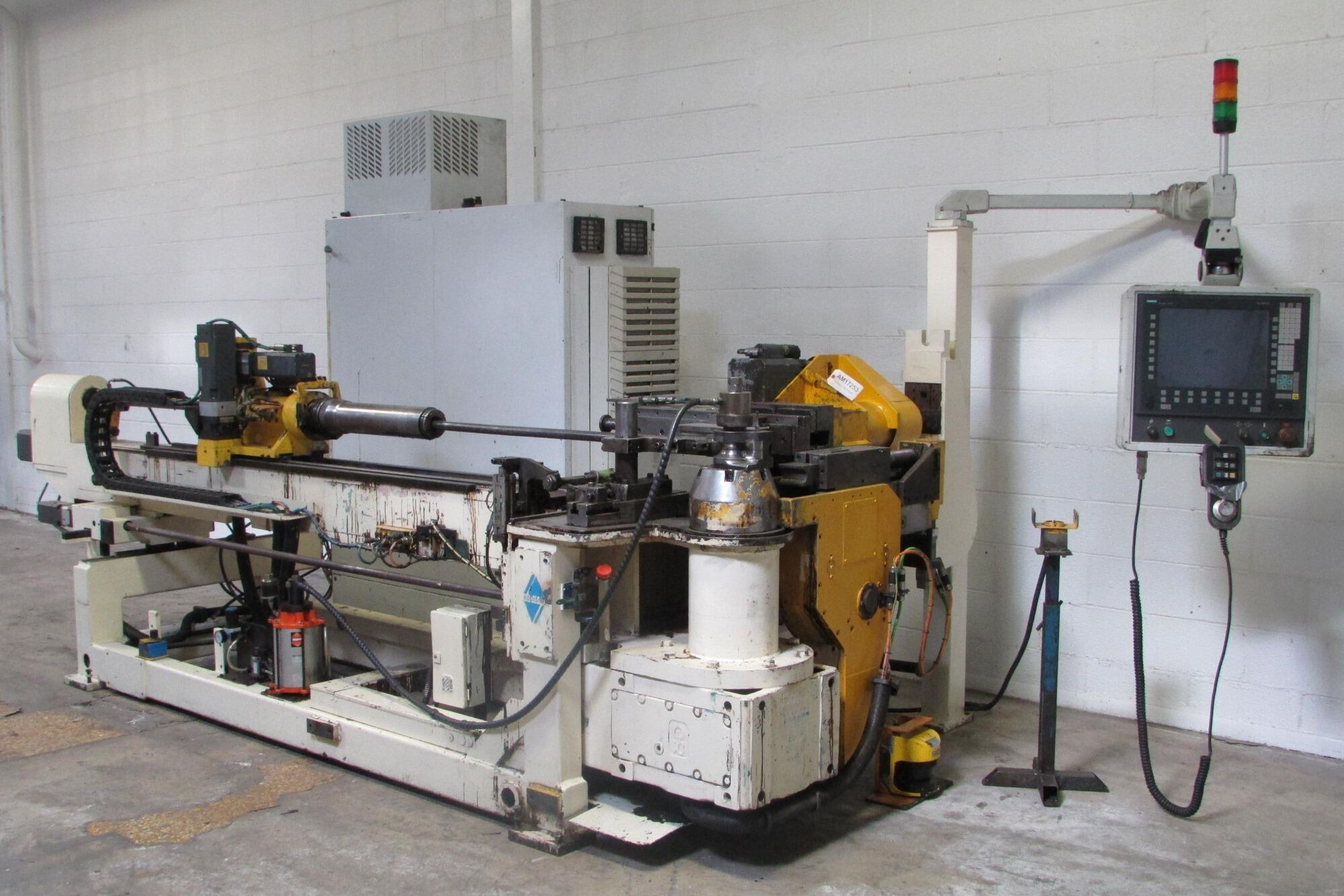 "3"" Addison McKee #DB75E all electric tube bender"