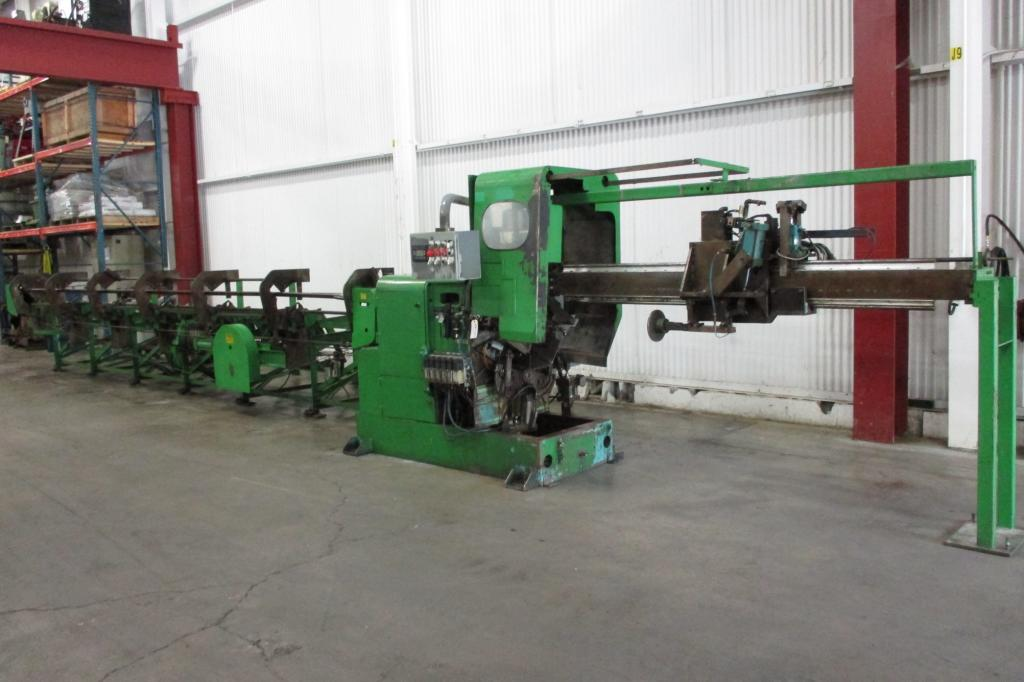 "6"" Modern #6L Tube Cutoff Machine"
