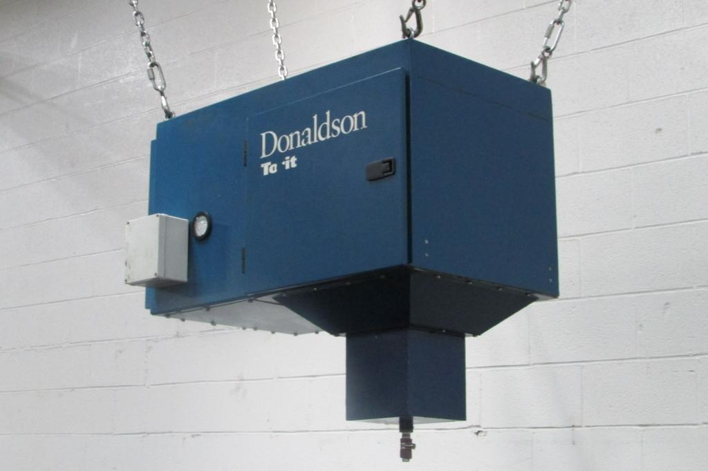 800 cfm Donaldson Torit #DMC-MMB Mist Dust Collector