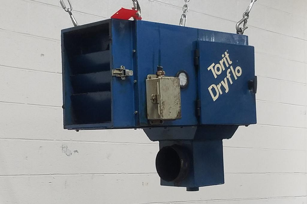 390 cfm Donaldson Torit #DMC-A Mist Collector