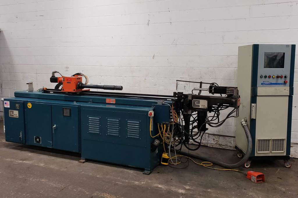 "5/8"" Eaton Leonard #VB50HP CNC Tube Bender"