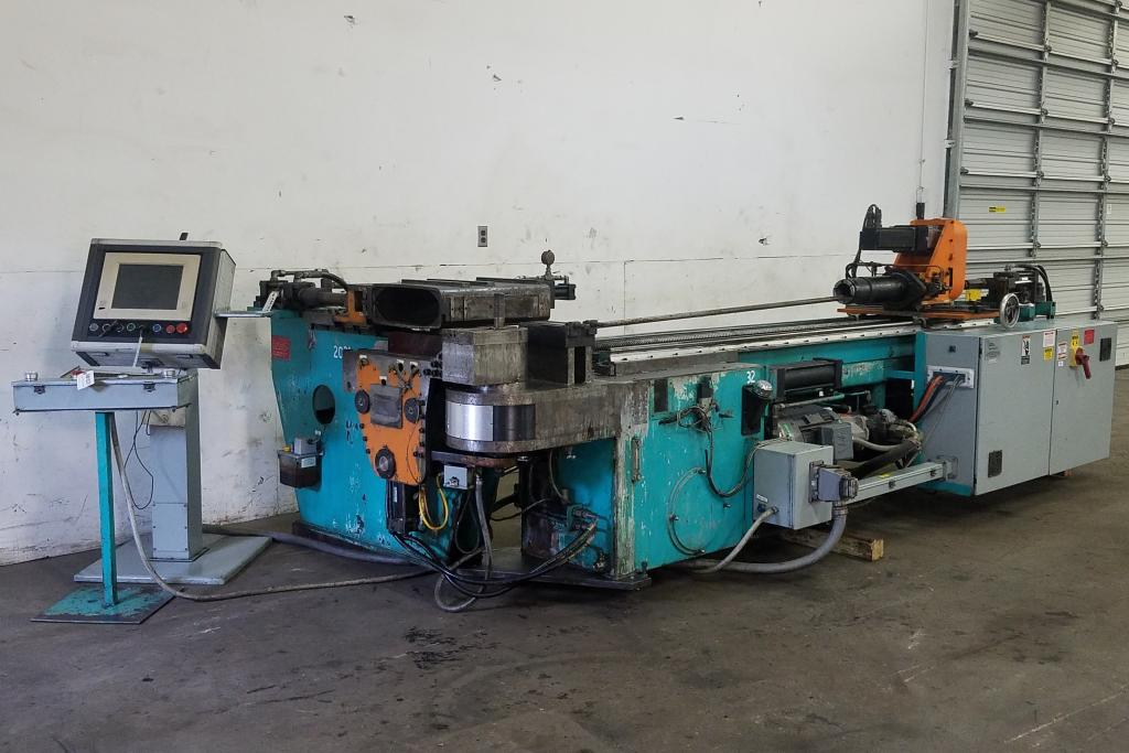 "2-1/2"" Techno #T-50 CNC Tube Bender"
