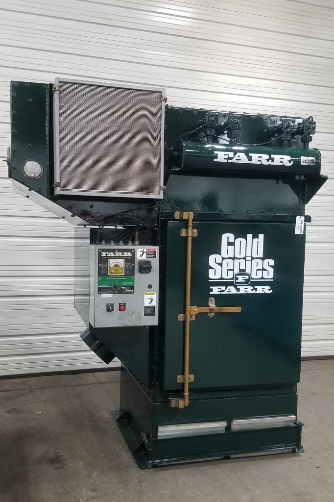 "4,000 cfm Farr ""Gold Series"" GS-4 Cartridge Dust Collector"