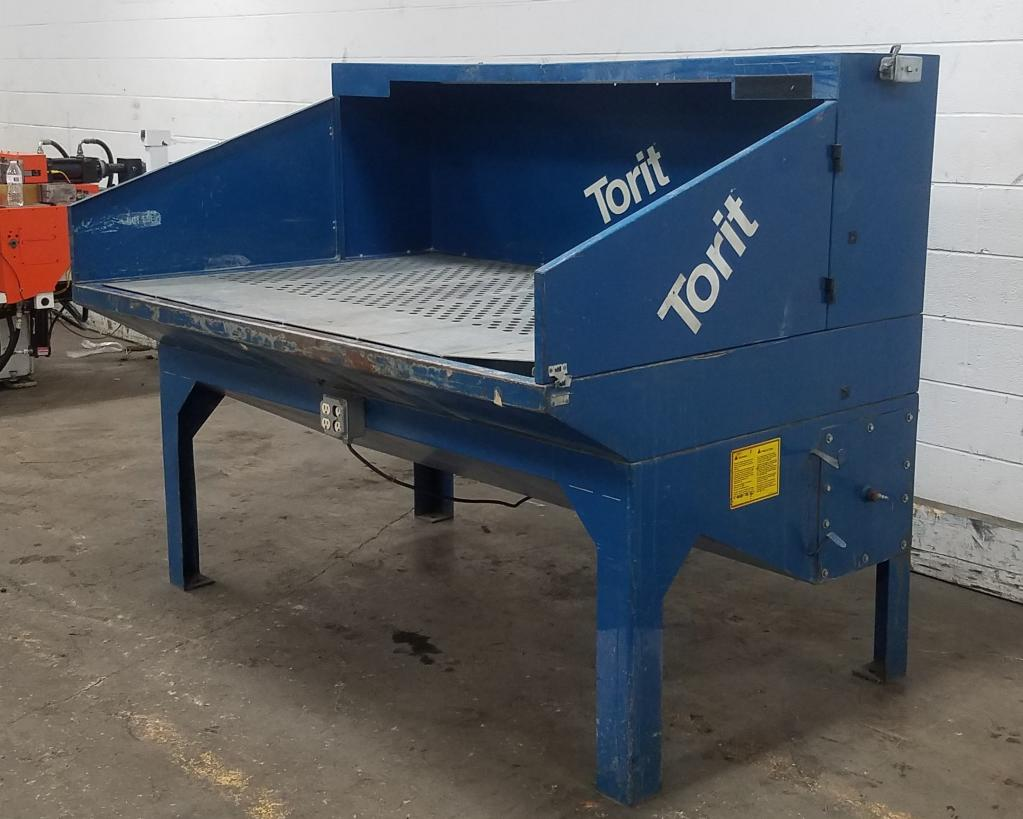 3,000 cfm Donaldson Torit #RDB3000 Downdraft Dust Collector