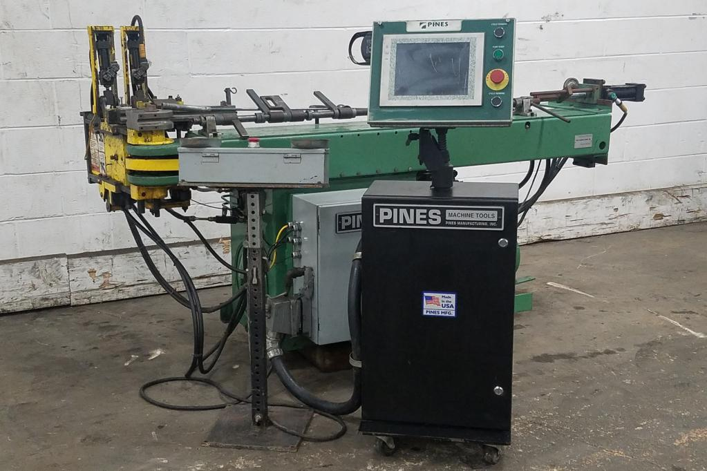 "1-1/8"" Pines #1400 Tube Bender"