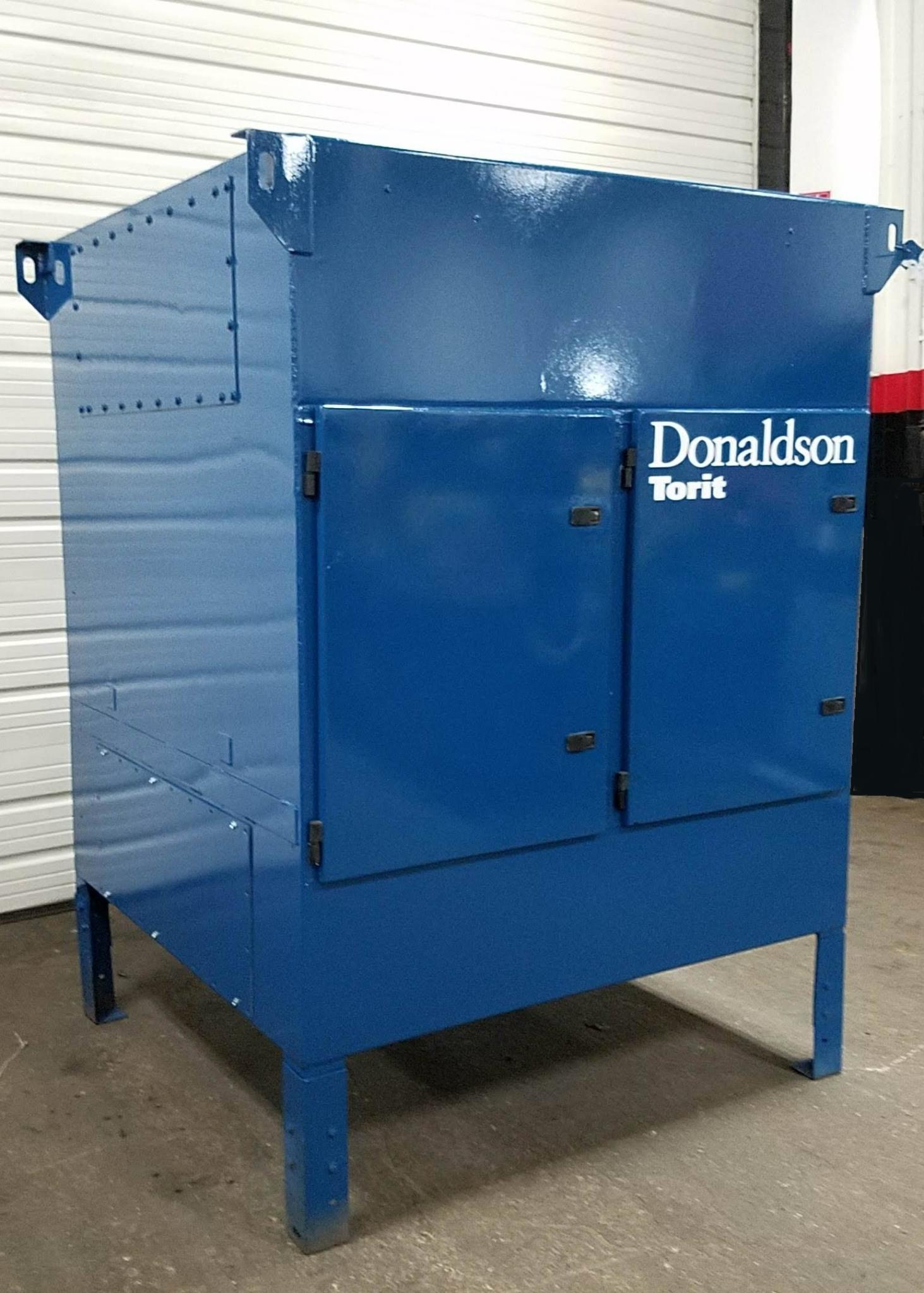 8,000 cfm Donaldson Torit #DMC-D4 Mist Dust Collector