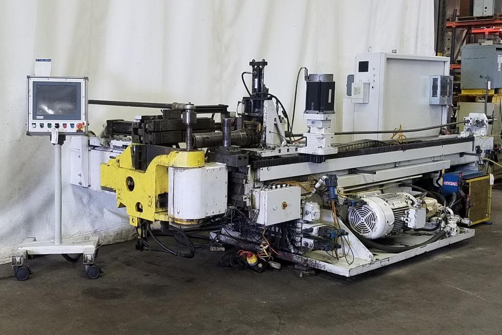 "3"" Addison McKee #DB76ST2 CNC Tube Bender"