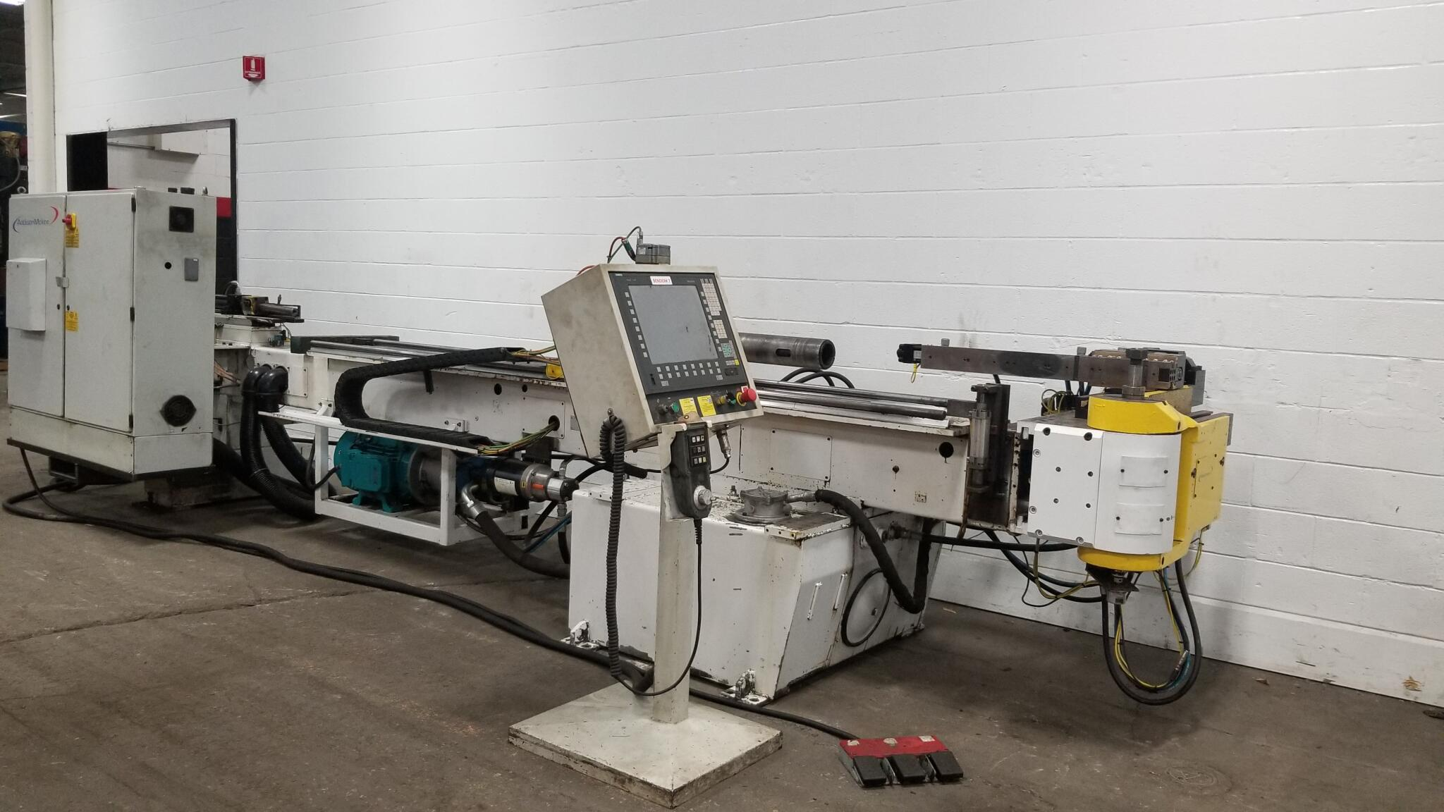 "3"" Eagle/Addison #EPT75 CNC Bender"