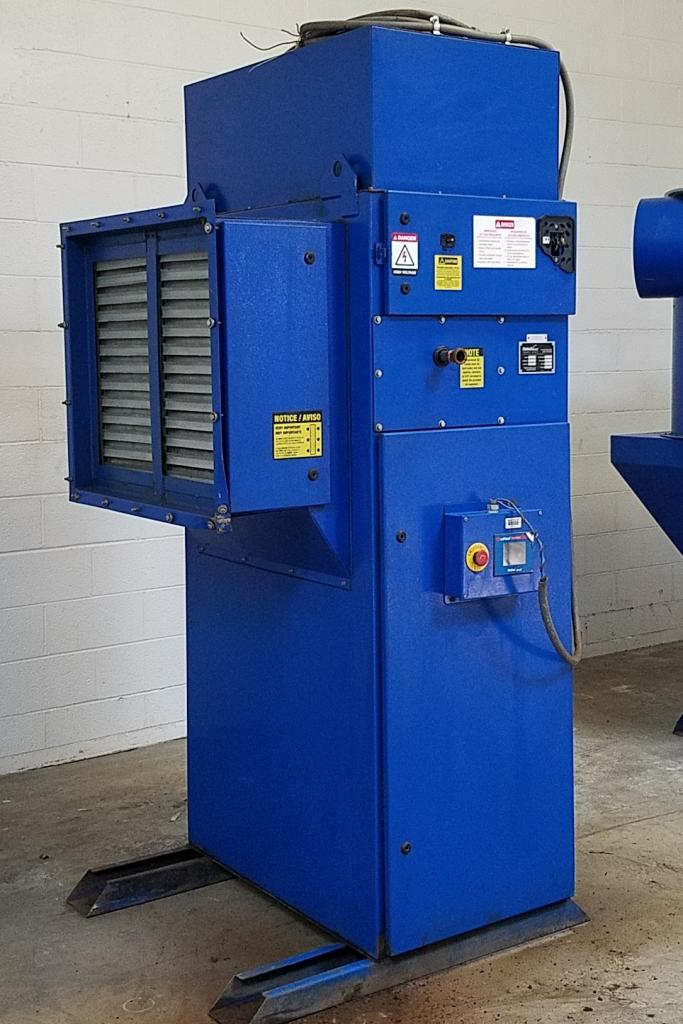 2,000 cfm RoboVent #DFMS-2000-2 Cartridge Dust Collector
