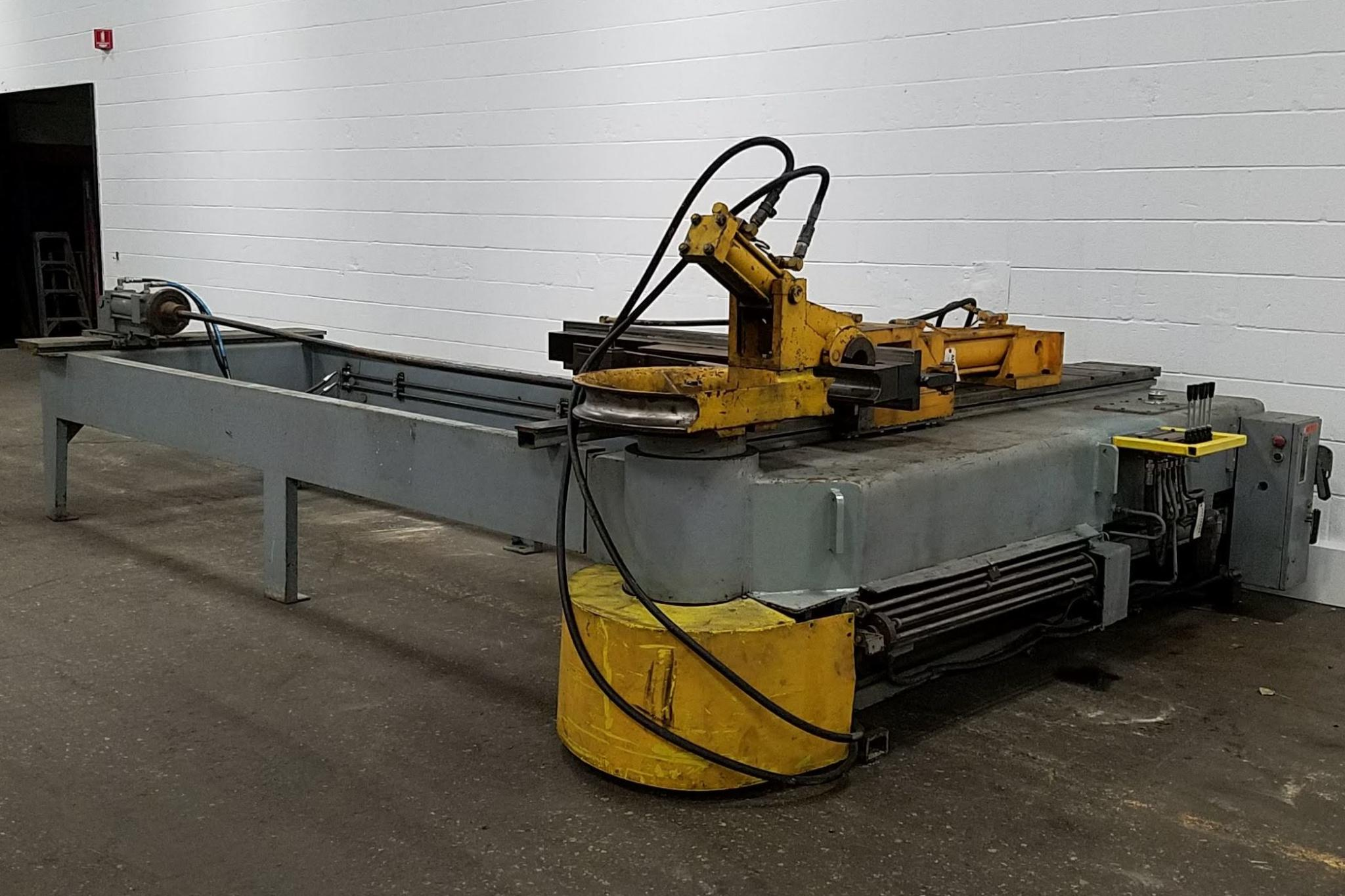 "6"" Wallace/Coast #1004 Pipe/Tube Bender"