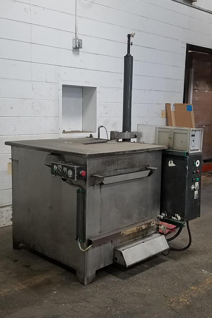 Hurricane #12 AG Parts Washer