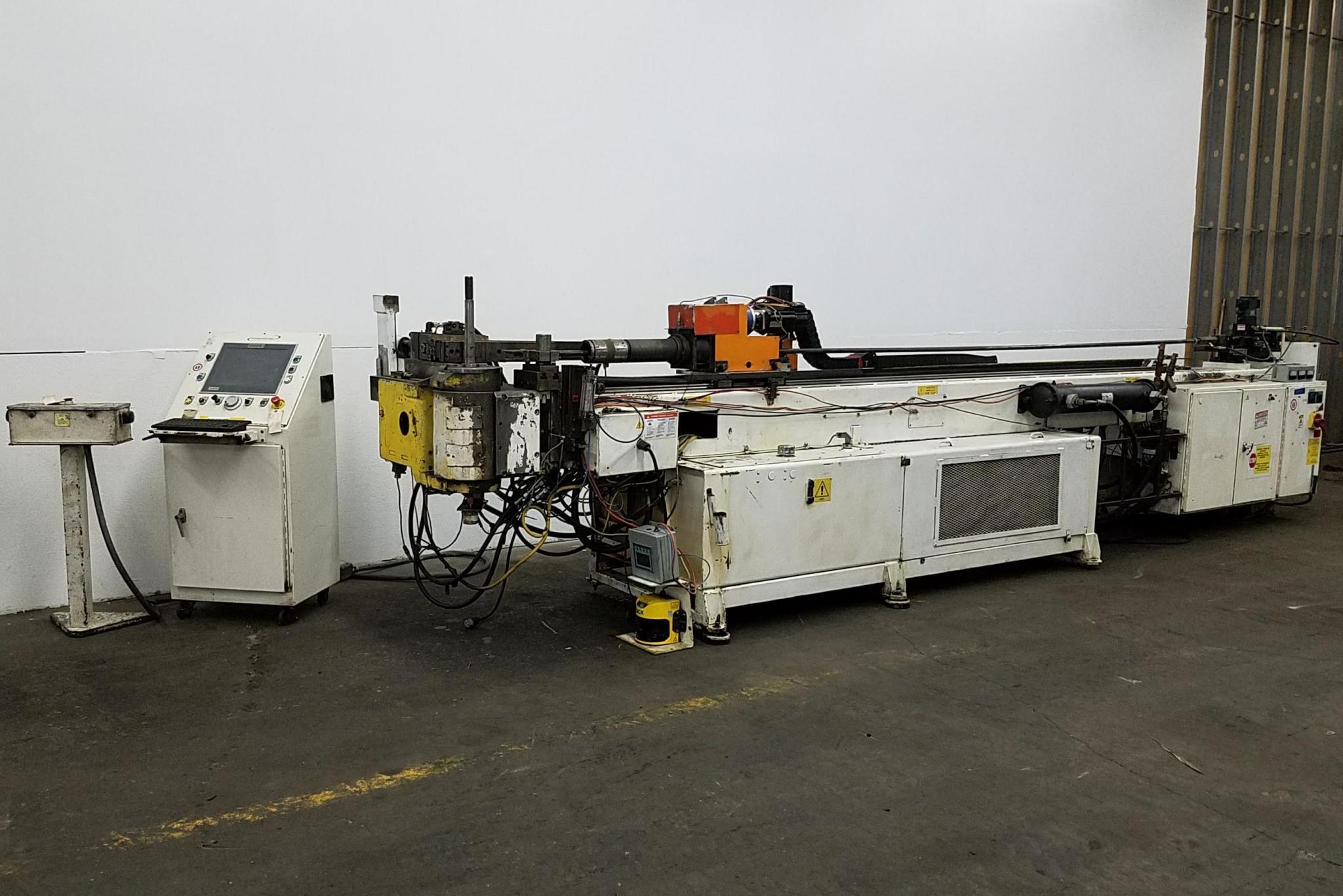 "3"" Addison McKee #VB300 CNC Tube Bender"