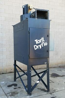 3,000 cfm Donaldson Torit #DMC-D2 Mist Dust Collector