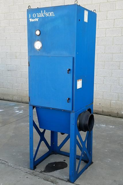 Additional image #1 for 1,230 cfm Donaldson Torit #WSO-20-OD Mist Dust Collector
