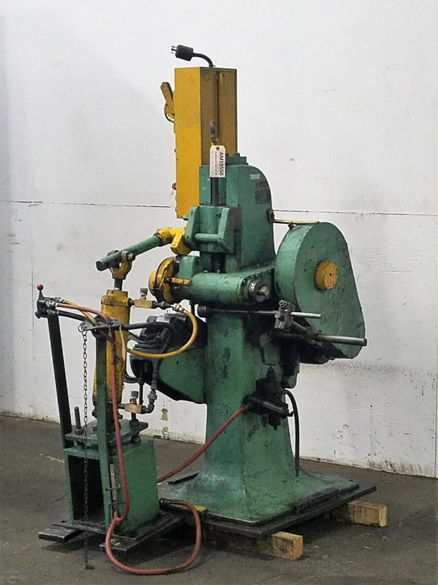 "Additional image #1 for 4-1/2"" Continental #3A Tube Cut-Off Machine"