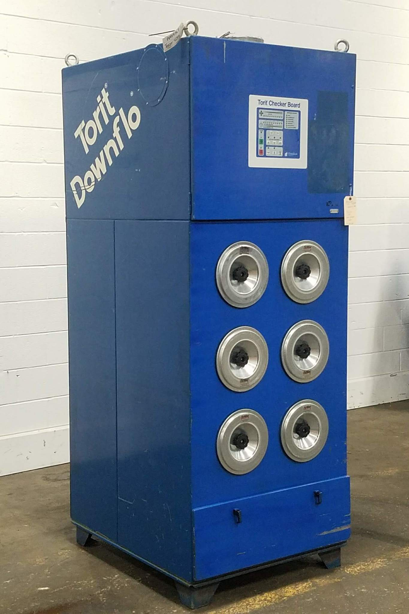 1,600 cfm Donaldson Torit #SDF-6 Cartridge Dust Collector