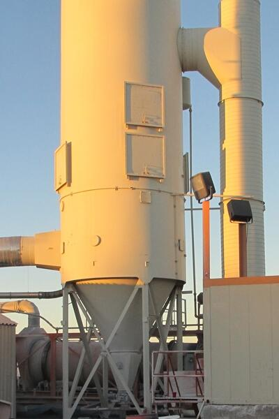 Additional image #1 for 42,000 cfm Donaldson Torit #376RF10 Baghouse Dust Collector