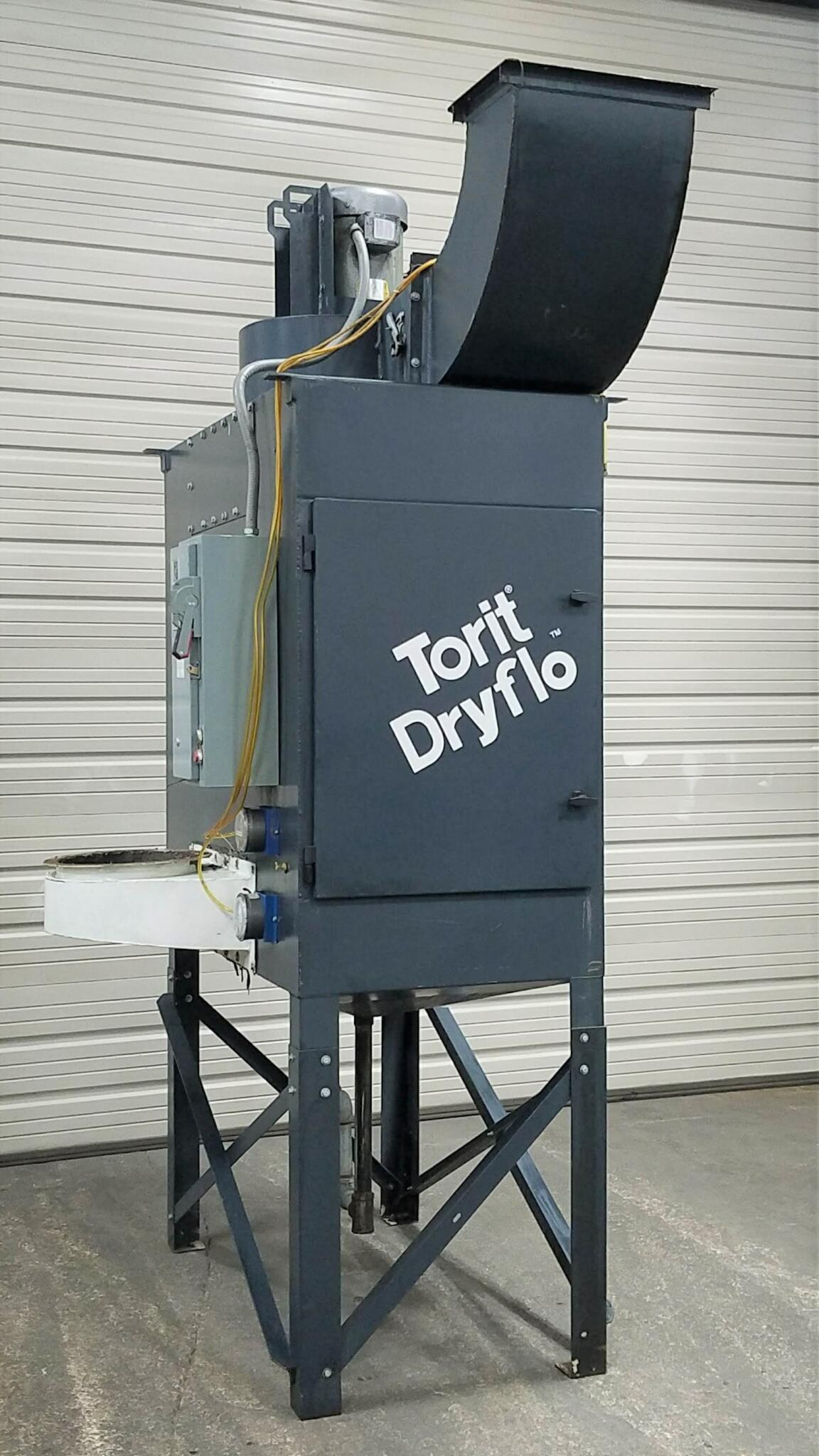 3,000 cfm Donaldson Torit #DMC-D2 Mist Collector