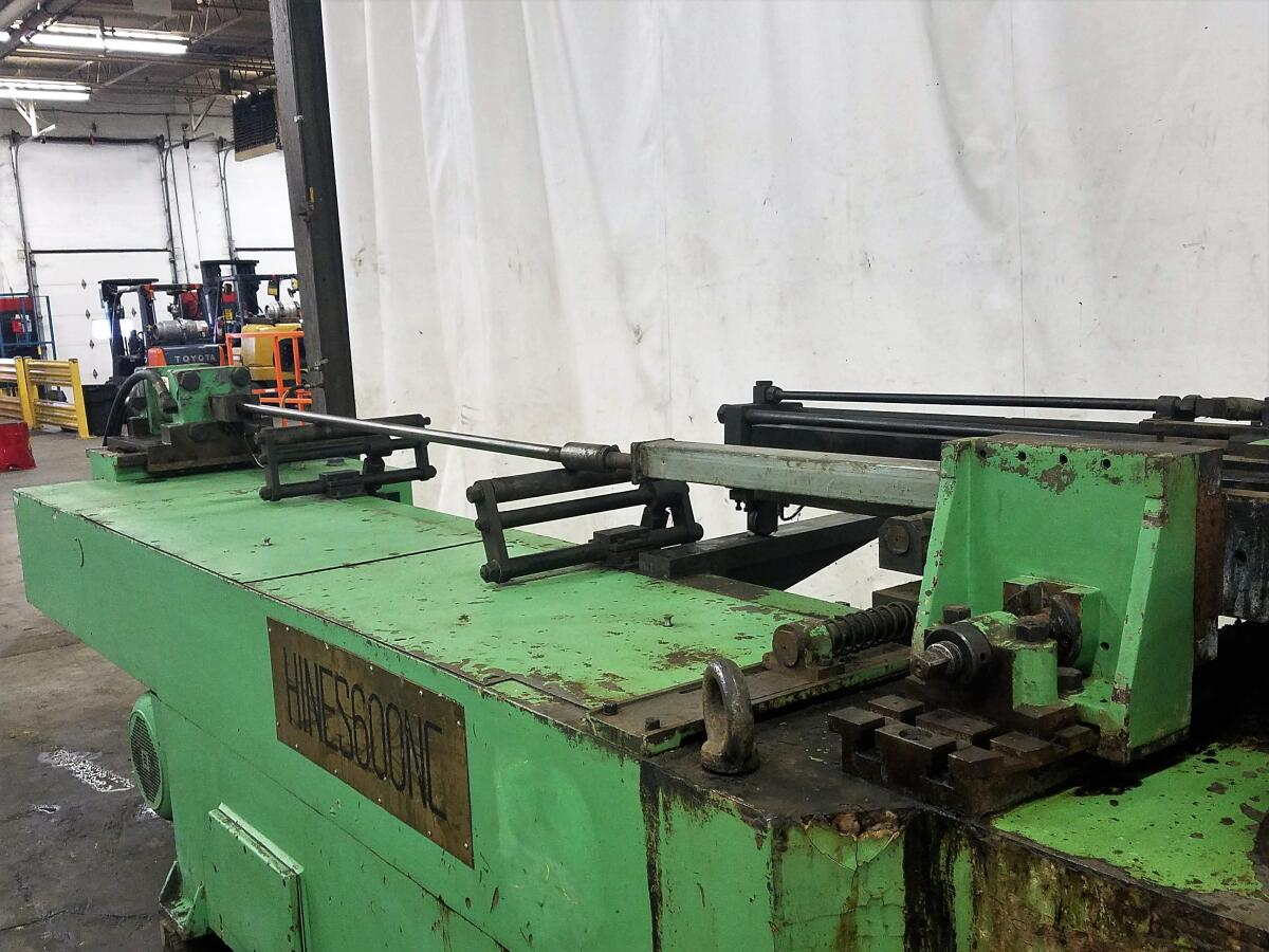 "Additional image #3 for 6"" (150mm) Hines #600 NC Tube Bender"